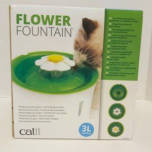 *3/$55* Catit Flower water Fountain filter & pump